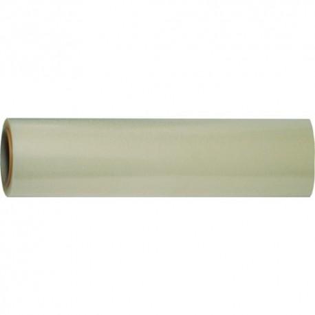 Verfrol nylon 15mm x10cm wit/blauw