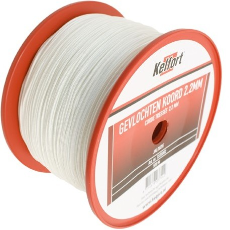 Muurverfrol polyester 16x230mm