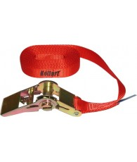 Spanband 25mm, 5m ratel+eindloos 1400kg