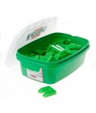 Uitvulplaatje 10mm groen  69st
