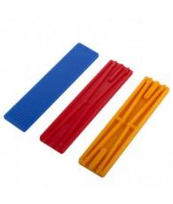 Handschoen blauw /foam nitril maat 10/XL