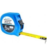 Wofix BlueMax Rolmaat 5M x 19mm