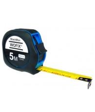 Wofix BlackMax Rolmaat 5M x 25mm